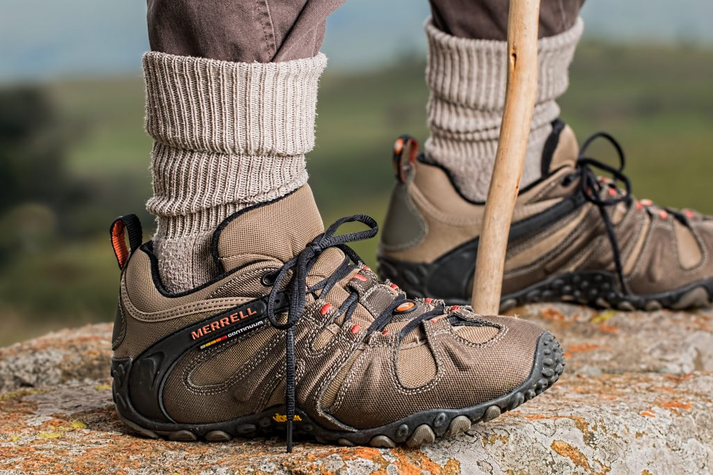 odpowiednie buty do wieliczki